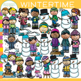 Wintertime Clip Art