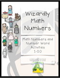 Wizardly Math Numbers