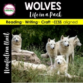 Wolves - Life in a Pack