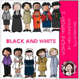 Women's History 2 bundle by Melonheadz black and white