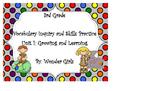 WonderGirls 3rd Grade: Unit 1 Vocabulary Inquiry and Skill