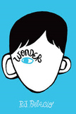 Wonder by R.J. Palacio Novel Study Student Activity Bundle