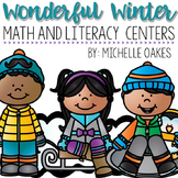 Wonderful Winter: Math and Literacy Centers