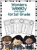 Wonders First Grade