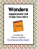 Wonders Supplemental Unit {Grade 1-Unit 6}