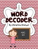 Word Decoder