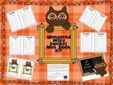 Word Families: A Wonderful Word Families Mini Book