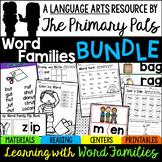 Word Families Mega BUNDLE