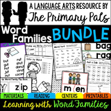 Word Families - GROWING BUNDLE