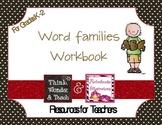 Word Families (Mini-set)