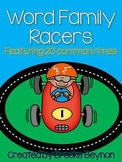 Word Family Racers