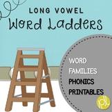 Word Ladders Long Vowels