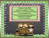 Word Problems Grades 1-2 Operations & Algebraic Thinking