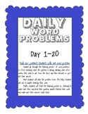 Word Problems Made Simple (Days 1-20)