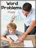 Word Problems {Set 2}