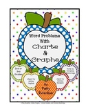 Word Problems with Charts & Graphs