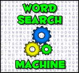 Word Search Machine