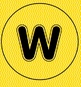Word Wall Banner in Yellow