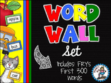 Word Wall Set {Alphabet Picture Headers)