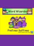 Word Wizards Prefixes  Suffixes