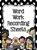 Word Work 101