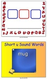 Word Work for the SMART Board
