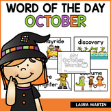 Word of the Day-October