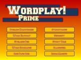 Wordplay Prime: Daily Word Games