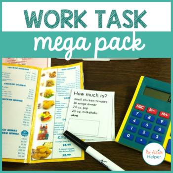 Work Task Mega Pack