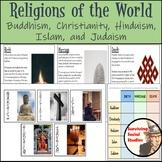 World Religions Readings - Buddhism, Christianity, Hinduis