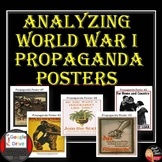 World War I Analyzing Propaganda Posters