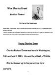 Wow! Charles Drew - Medical Pioneer