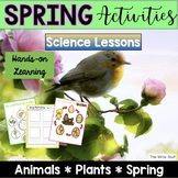 Write About Science: Spring