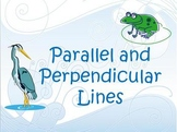 Write Equations of Parallel  and Perpendicular Lines PowerPoint