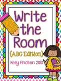 Write the Room Alphabet Set