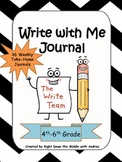 Write with Me Journal {Common Core Aligned}