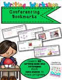 Writer's Workshop Conferencing Bookmarks