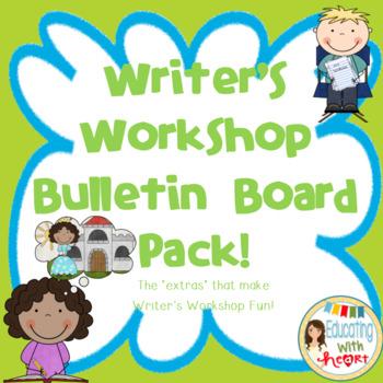 Writer's Workshop Super Pack