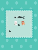 Writing A to Z book