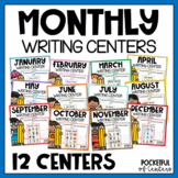Writing Center Mini-Packet - 12 Month Bundle