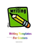 Writing Center Templates