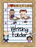 Writing Folder - Resource Tool for Aspiring Authors!