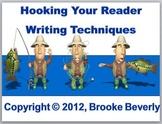 Writing Hooks Powerpoint