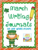 Writing Journals {March}