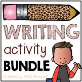 Writing MEGA Bundle Pack
