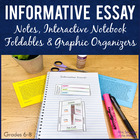 Text Evidence (Informative) Essay Writing with texts,Corne
