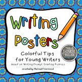 Writing Posters: Colorful Tips for Young Writers