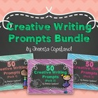 Creative Writing Prompts {Packs 1, 2, & 3} Bundle