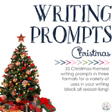 Writing Prompts: Merry Christmas