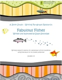 Writing Research, Book Study - Fabulous Fishes